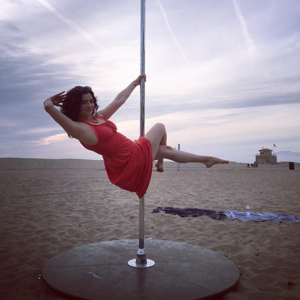 Home Pole Dance Pole